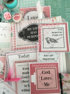 Print and Cut Journal Scripture Cards